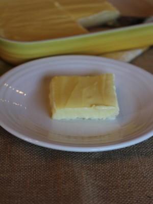 Creamy Lemon Pie Squares