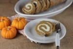 Gluten Free Pumpkin Roll from LynnsKitchenAdventures.com