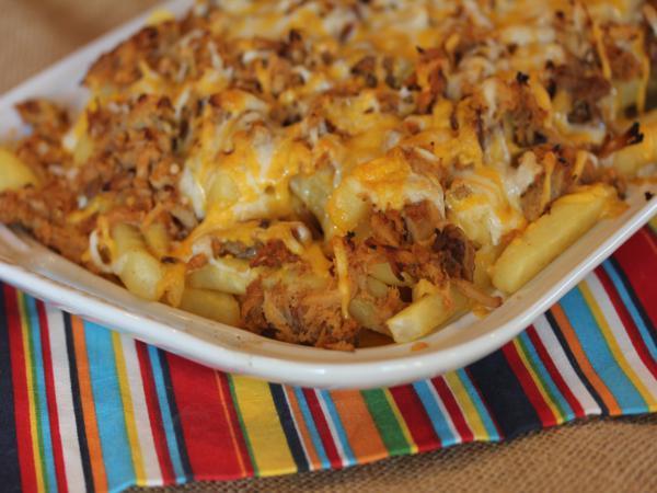 BBQ Fries-
