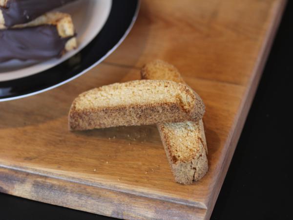 Gluten Free Biscotti--