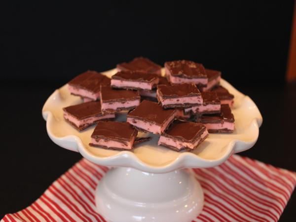 Raspberry Chocolates