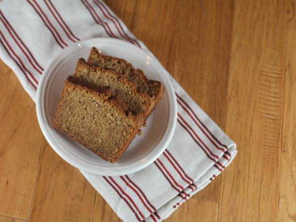 gluten free gingerbread cake