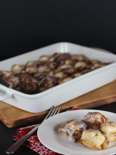 gluten free monkey bread_