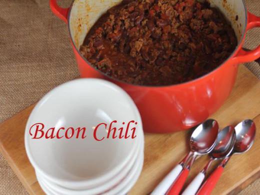 Bacon Chili