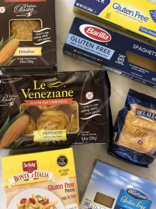 Best Gluten Free Pasta