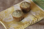 Gluten Free Banana Chocolate Chip Muffins