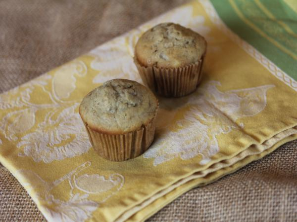 Gluten Free Chocolate Chip Banana Muffins_