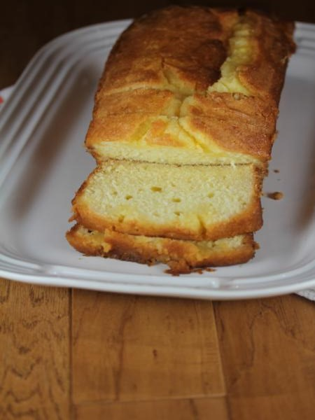 Gluten Free Clementine Loaf Cake_