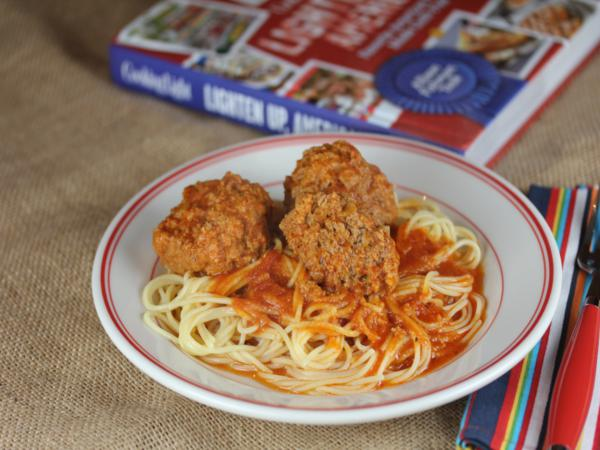 Meatballs and Spaghetti _