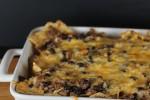 Beef Enchilada Nachos~LynnsKitchenAdventures.com