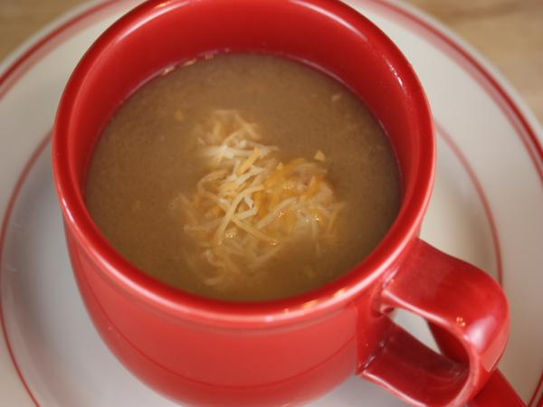 Easy Mexican Chicken Soup-