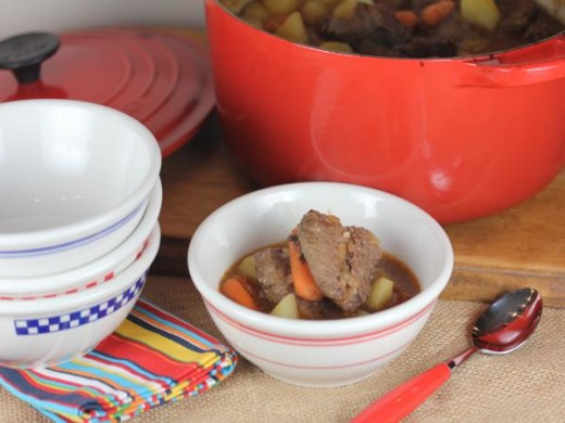 Venision Stew