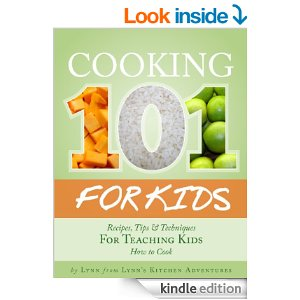 cooking 101 for kids kindle - Copy