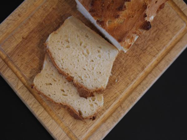 Light and Fluffly Gluten Free Bread
