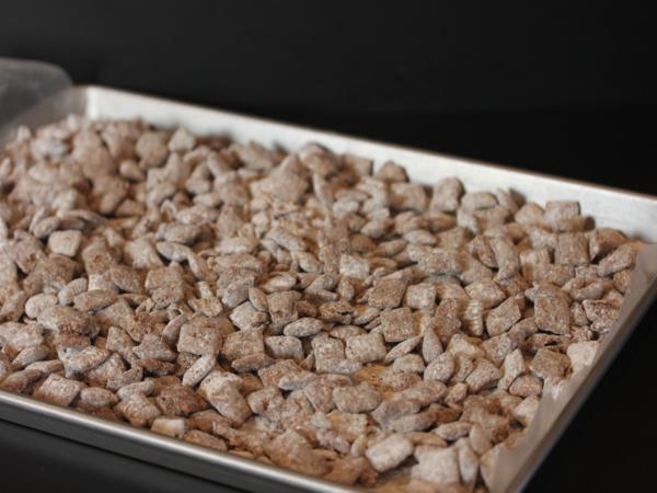 Peanut Butter Free Muddy Buddies-