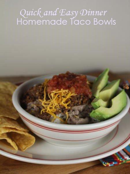 Taco Bowls