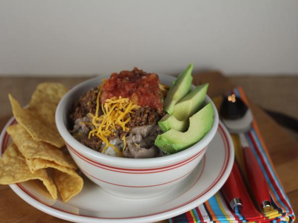Taco Bowls-