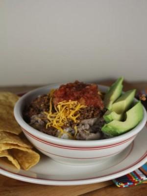 Taco Bowls--