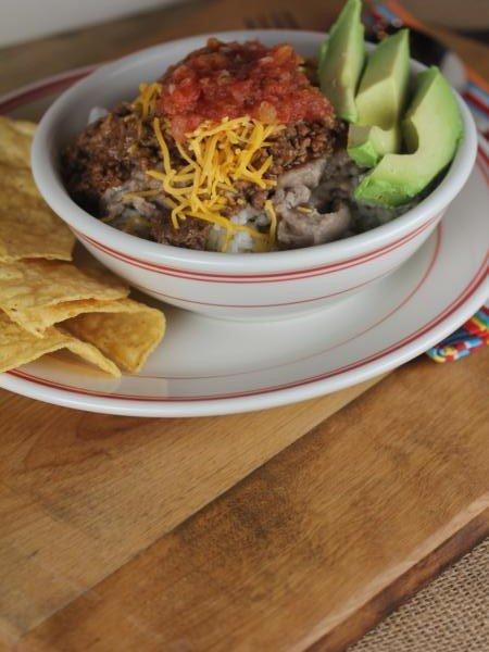 Taco Bowls_