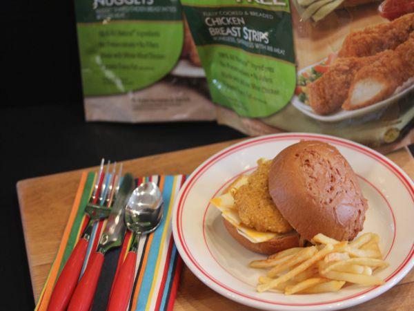 Tyson Gluten Free Chicken-