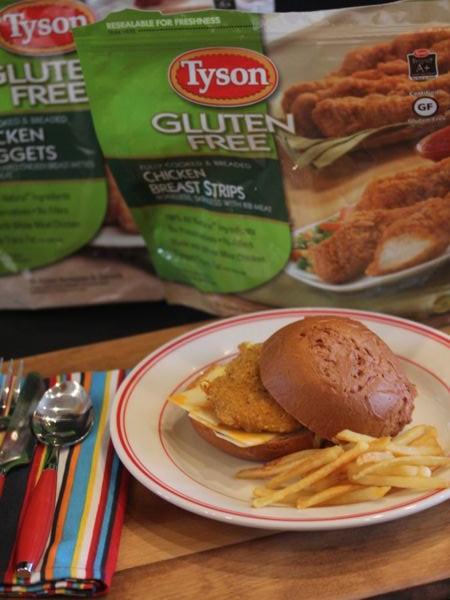 Tyson Gluten Free Chicken _