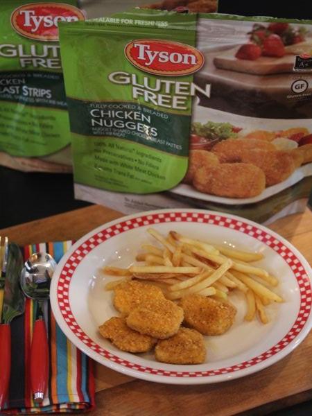 Tyson Gluten Free Chicken_