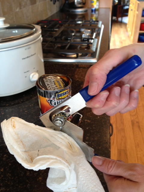 How To Clean a Can Opener {The Easy Way}