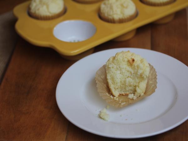 Gluten Free Tuscan Lemon Muffins-