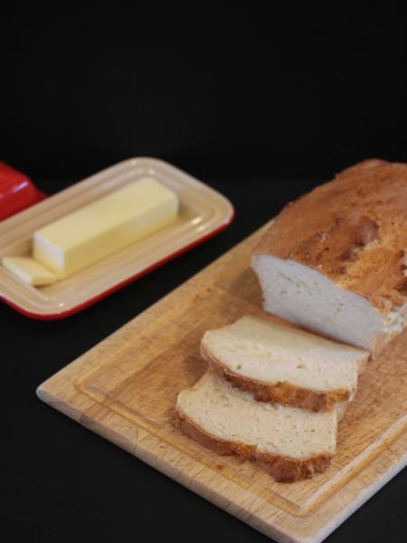 Light and Fluffy Gluten Free Bread-