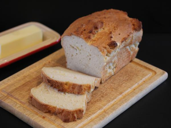 Light and Fluffy Gluten Free Bread__