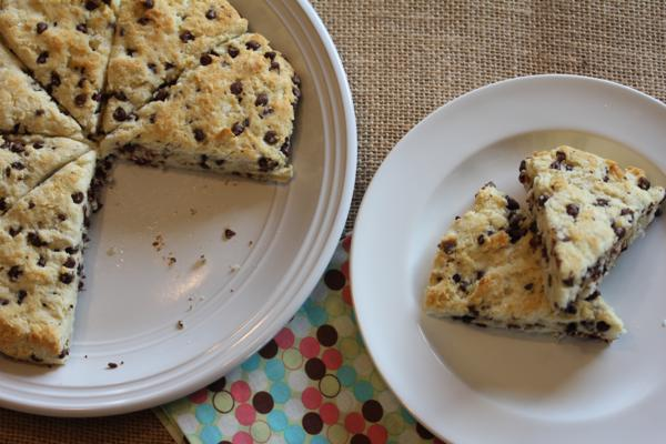 Chocolate Chip Scones_