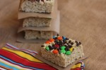 Confetti Rice Krispies Treats