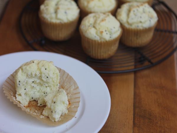 Gluten Free Lemon Chia Seed Muffins_