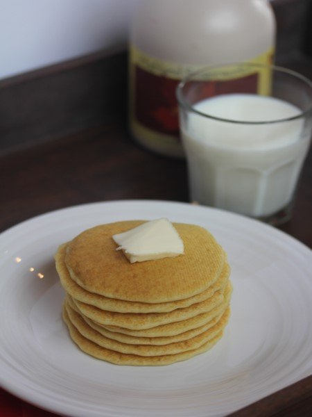 Easy Gluten Free Sourdough Pancakes
