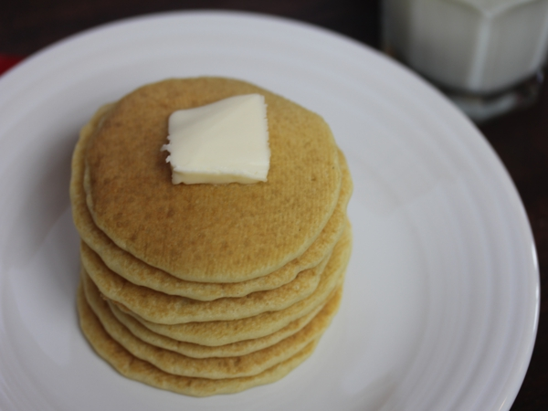 Gluten Free Sourdough Pancakes_