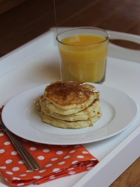 Oatmeal Griddle Cakes _
