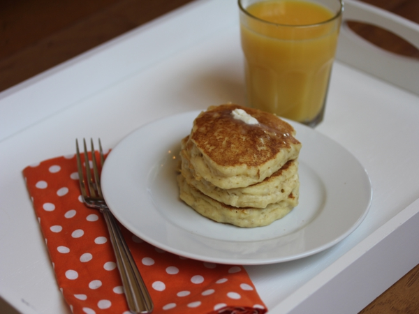 Oatmeal Griddle Cakes_