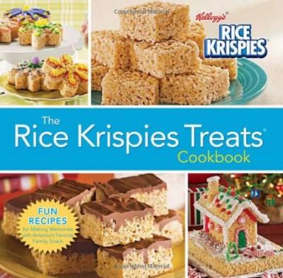 Rice Krispies Cookbook