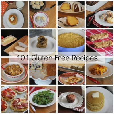 101 Gluten Free Recipes