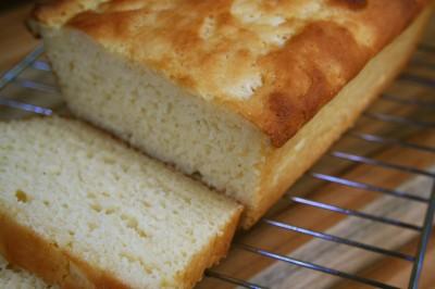 Easy Gluten Free White Bread DQ