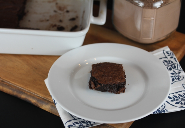 Gluten Free Brownie Mix-