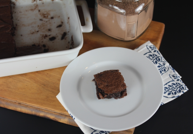 Gluten Free Brownie Mix__