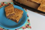 Gluten Free Chocolate Chip Cookie Bars