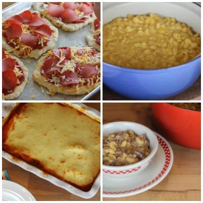 Gluten Free Main Dishes