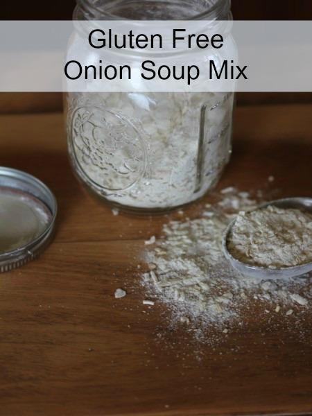 Gluten-Free Onion Soup Mix-