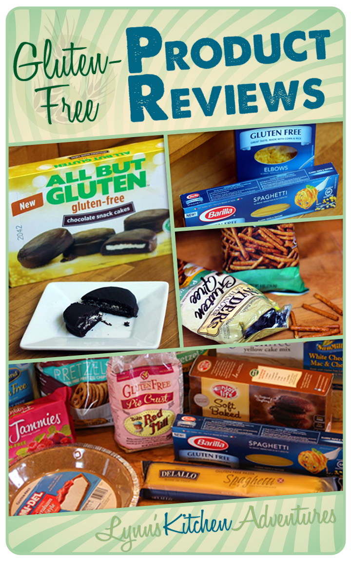 Gluten Free Product Reviews