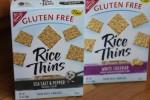 Nabisco Gluten Free Rice Thins