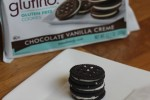 Glutino Chocolate Creme Cookies