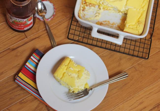 Blintz Breakfast Bake