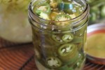 Refrigerator Pickled Peppers